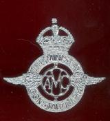 Air Ministry Constabulary WW2 cap badge