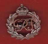 Indian Army Expeditionary Force General Service Officer's OSD cap badge