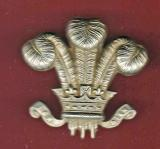 10th Royal Hussars WW2 JNCO's arm badge